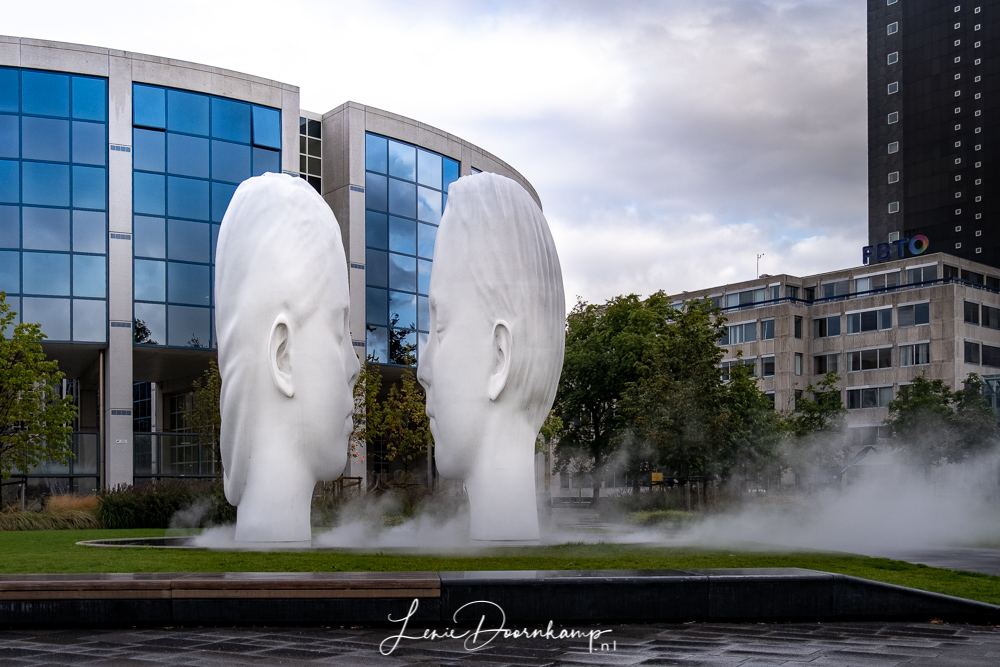 fontein Love Leeuwarden