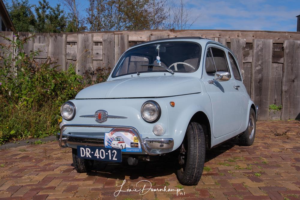 Onze Fiat 500