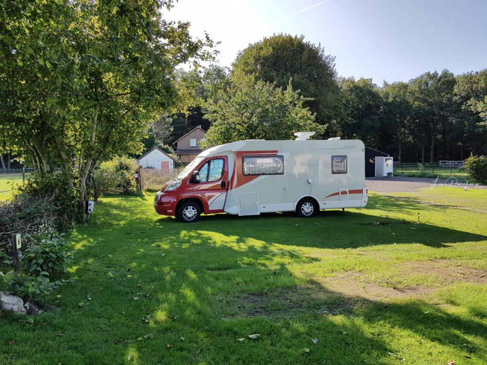 Campertuin Noord Veluwe