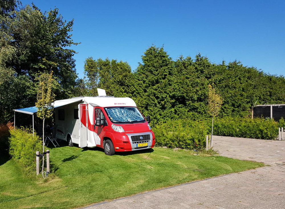 camperplaats de Doornekamp
